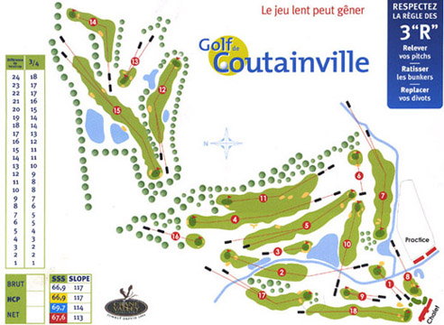 golf coutain plan